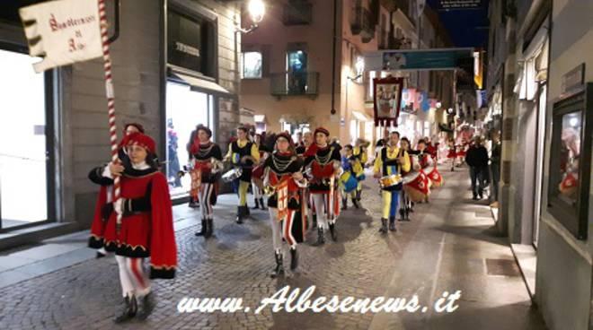 Il Baccanale del Tartufo anima il centro storico di Alba con i suoi deliziosi menù