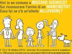 Io non rischio: anche ad Asti nel fine settimana la campagna di comunicazione della Protezione Civile