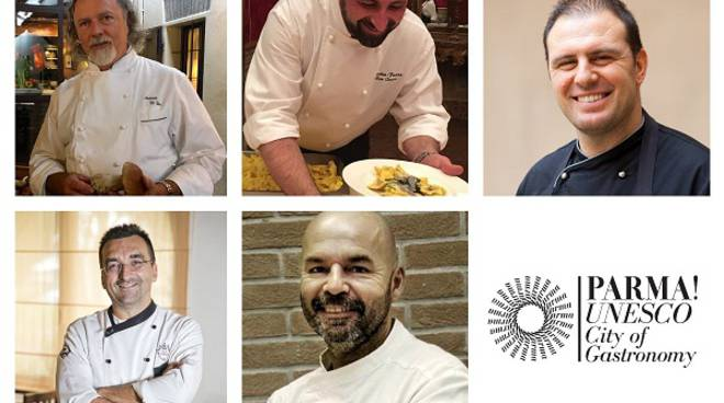 Le eccellenze alimentari di Parma alla corte del Tartufo Bianco d'Alba