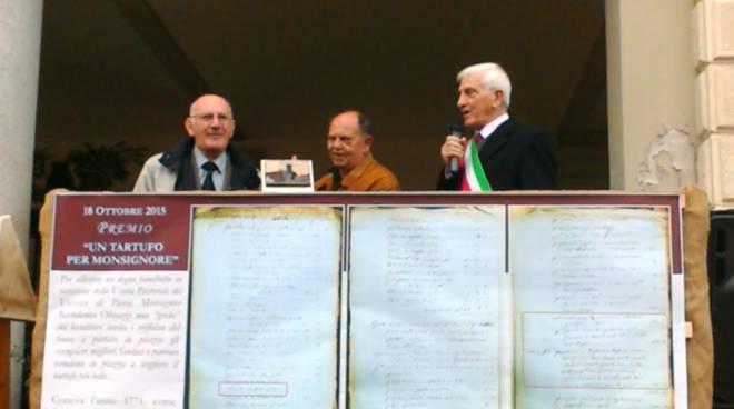 Mombercelli, domenica 16 ottobre il Tartufo sarà l'ospite d'onore della Fiera Regionale