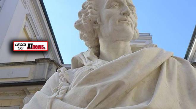 Palazzo Alfieri, aperto sabato e domenica, con visita guidata il 1 novembre