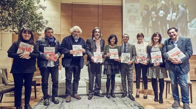 Presentato il ''Bi-libro'' della Fata Zucchina Renata Cantamessa