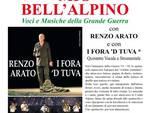 """Villanova d'Asti, sabato 5 novembre l'evento benefico """"Mio bell'Alpino"""""""