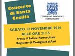 A Boglietto di Costigliole sabato il concerto di Santa Cecilia