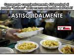 ASL AT. I primi dati di  Astisolidalmente il progetto che aiuta i bisognosi in città