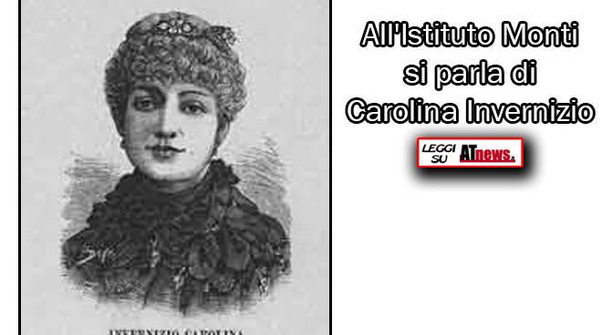 Asti. All'Istituto Monti si parla di Carolina Invernizio