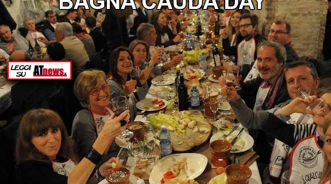 Asti, Monferrato, Langhe e Roero: il 25, 26 e 27 novembre è Bagna Cauda Day