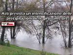 Asti prevista un'intensificazione delle precipitazioni nelle prossime ore