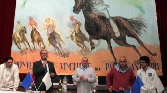 Comitato Palio Montechiaro d'Asti, Roberto Fava ancora in sella