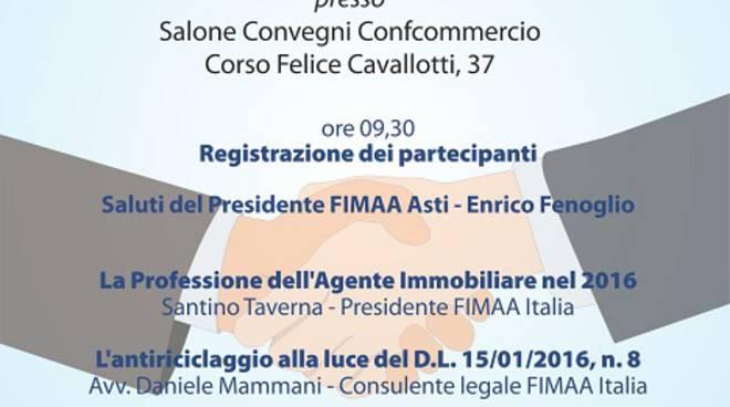 Domani alla Confcommercio di Asti il convegno sulle responsabilità e sul ruolo del Mediatore