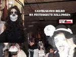 Nel Palazzo comunale di Castelnuovo Belbo si è festeggiato Halloween 2016