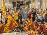 Sabato 26 novembre a Nizza Monferrato le cena per festeggiare la vittoria del Palio di Asti