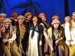 """A Nizza Monferrato il musical """"Joseph e la strabiliante tunica dei sogni in technicolors"""""""