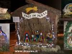 A Schierano di Passerano Marmorito il grande spettacolo dei 200 e più presepi (foto)