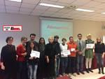 """ASL AT. Concorso nelle scuole superiori astigiane """"#donazioneOrgani"""". Cerimonia di premiazione"""