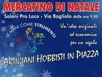 Domani a Mombercelli il magico mercatino di Natale