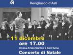 """Domenica la rassegna """"Avvento Revigliaschese"""" propone il concerto di Natale"""