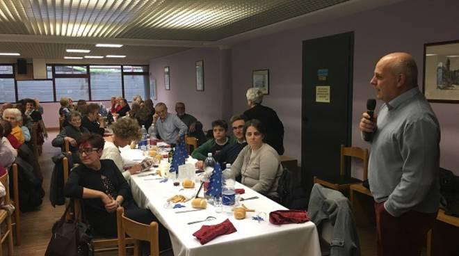 Duecento anziani alla tradizionale Festa di Natale della Terza Età di Alba