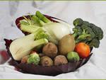 Frutta e verdura: base del pranzo di Natale, senza dimenticare l'Asti spumante