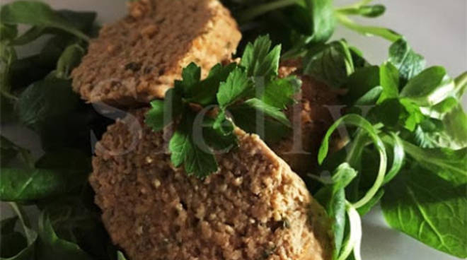 La ricetta del giorno: Salame di tonno piemontese