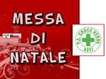 Sabato, la Santa Messa di Natale alla Croce Verde di Asti
