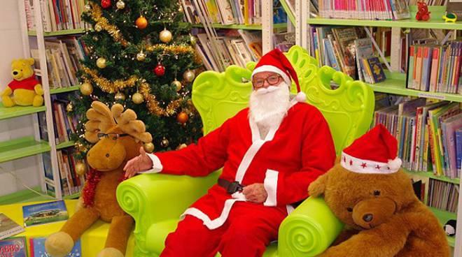 Tante iniziativa alla Biblioteca Astense per prepararsi all'arrivo del Natale