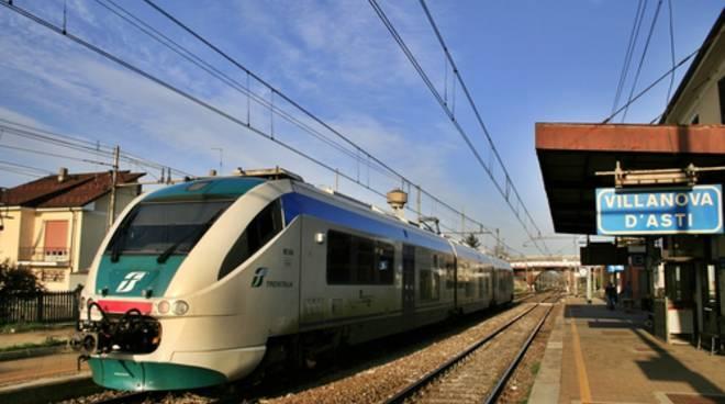 A Villanova d'Asti trovati nascosti su un treno merci proveniente dalla Serbia sette clandestini