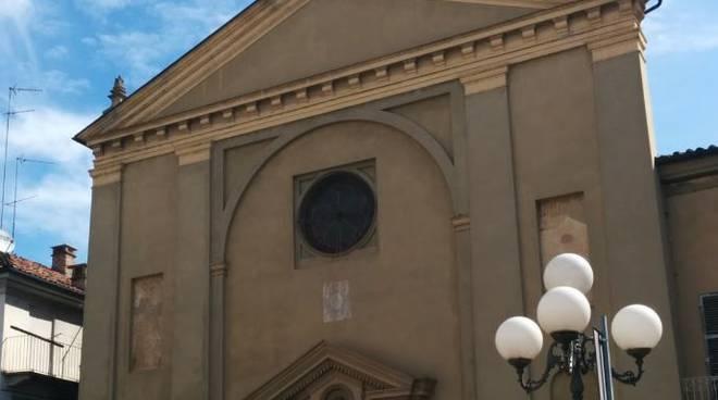 Asti: la chiesa di Santa Maria Nuova ai cristiani ortodossi