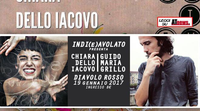 Chiara Dello Iacovo ritorna ad Asti con Indi(e)volato 2017