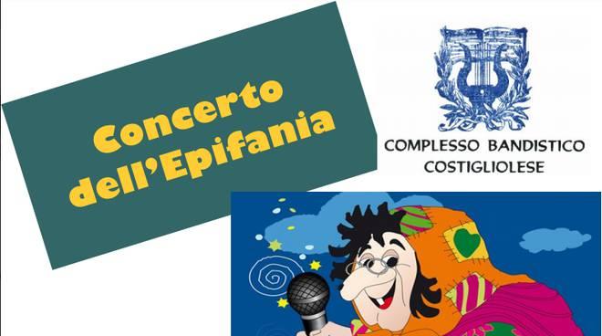 Costigliole d'Asti: domani concerto dell'Epifania