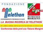 """""""La buona ricerca di Telethon"""" domani l'incontro con gli studenti astigiani"""