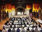 Nizza e Canelli unite nel Corso AIS: 100 aspiranti sommelier al Foro Boario