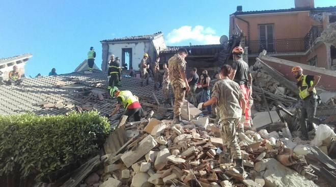 Terremoto Centro Italia, come vengono usati i fondi raccolti con il numero solidale?