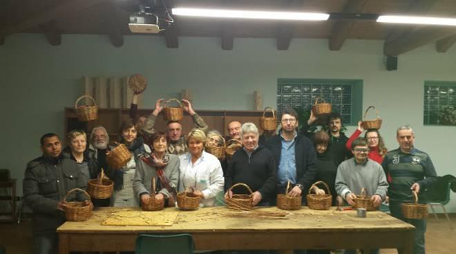 Villafranca d'Asti: iscrizioni aperte al corso per imparare a realizzare cesti