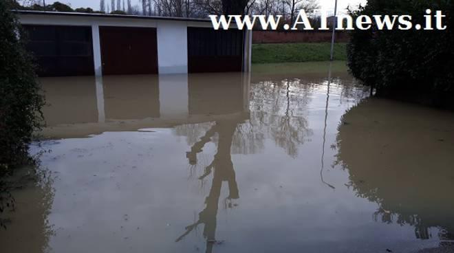 Alluvione Novembre 2016, deliberato dal Consiglio dei Ministri lo stato di emergenza anche per Asti