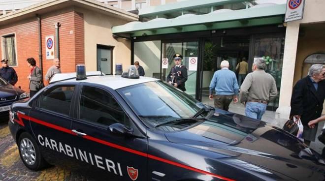 Arresto per furto all' Ospedale San Lazzaro di Alba
