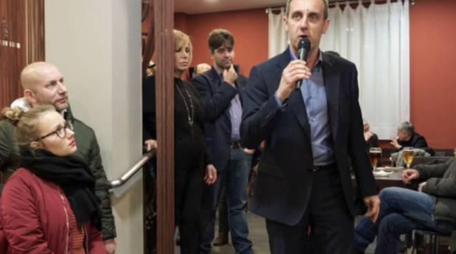 Asti, grande partecipazione al primo incontro pubblico del candidato sindaco Massimo Cerruti