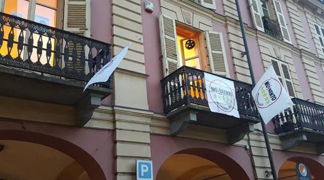 Asti, inaugurata la nuova sede del Movimento 5 Stelle