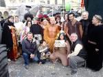 I carri di Castelnuovo Belbo vincono il terzo premio al Carnevale di Alessandria