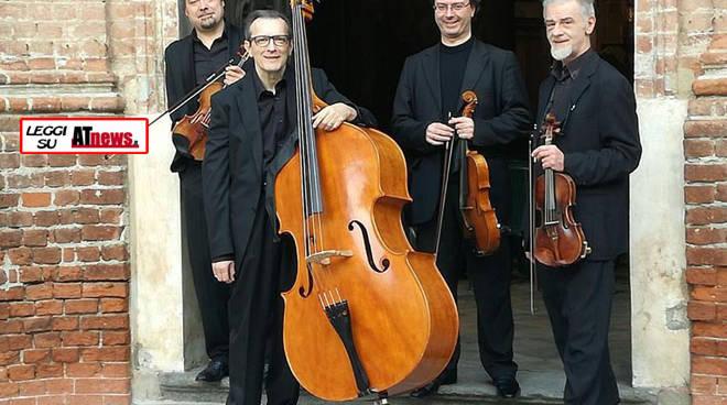 """Il Circolo Filarmonico Astigiano in concerto """"Un giardino per l'armonia"""""""