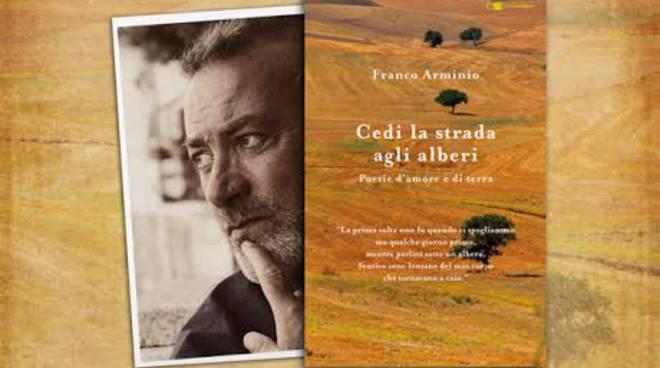 """Il """"paesologo"""" Franco Arminio sabato a Cocconato per presentare le sue poesie"""