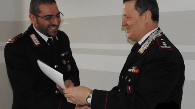 Omicidio di Elena Ceste: Encomio al Maresciallo Giovanni Puglisi della Compagnia Carabinieri di Bra