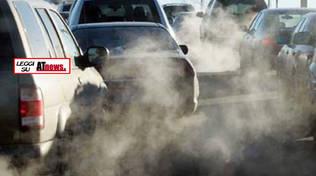 Piemonte: smog, il peggior inizio anno dal 2014