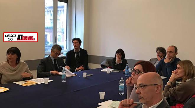 Progetto Traineeship sull'alternanza scuola-lavoro presentato all'Unione Industriale di Asti