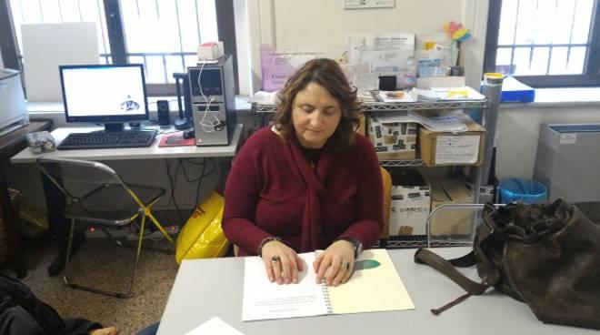 """Renata Sorba: """"Il 21 febbraio sarà la giornata nazionale dedicata a Louis Braille"""""""
