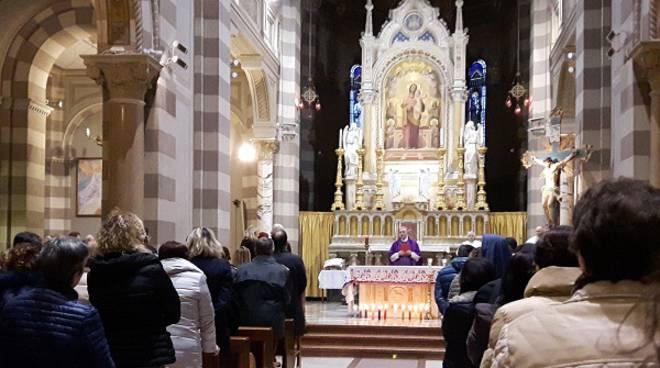 8 marzo ad Asti, Monsignor Ravinale: ''Che le donne siano portatrici di vita'' (Foto)
