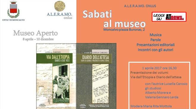 A Moncalvo una nuova stagione di incontri e arte al Museo Civico