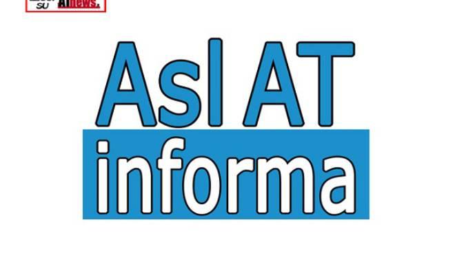 ASL Asti, nuovi locali per l'ambulatorio di Unità Valutativa Alzheimer con parcheggio gratuito