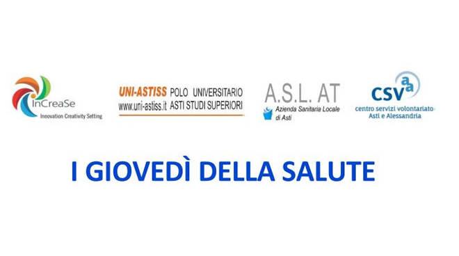 Asti, i Giovedì della Salute 2017: prossimi appuntamenti
