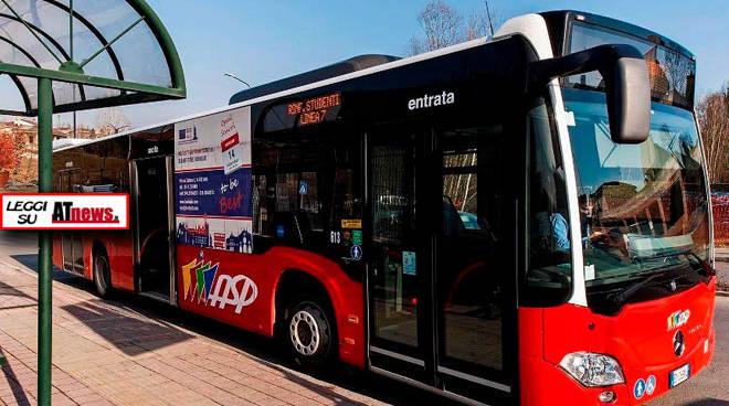 Asti, lavori in corso Dante: dal 4 al 14 aprile modifiche di percorso per i bus dell'Asp